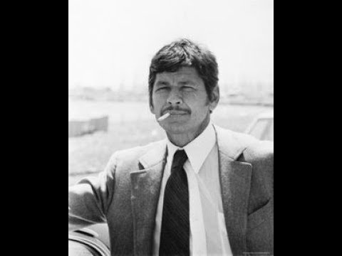 Charles Bronson:  Mini Documentary