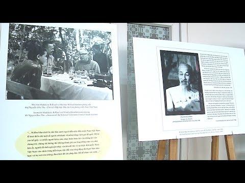Wilfred Burchett - Ấn tượng Hồ Chí Minh và câu chuyện nhà báo chiến trường