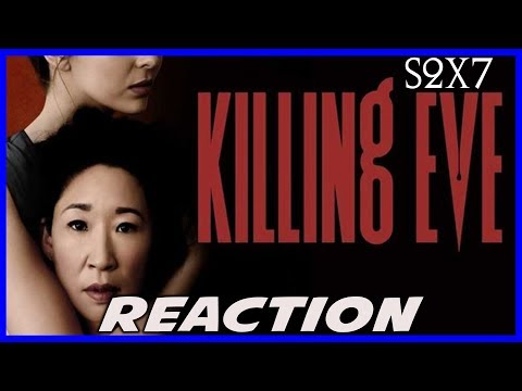 "Killing Eve Season 2 Episode 7 ""Wide Awake"" (2X07) YT Reaction (Full Reactions Available on Patreon)"