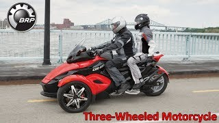 8. Can-Am Spyder RS-S: Acceleration, Top Speed, Burnout, Drifting, Off-Road, Exhaust Sound