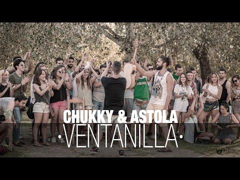 """Chukky & Astola desde la """"ventanilla"""""""