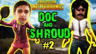 "Video DOC & SHROUD PUBG DUO - ""You're Psycho"" - Funny DrDisRespect MP3, 3GP, MP4, WEBM, AVI, FLV Juni 2019"