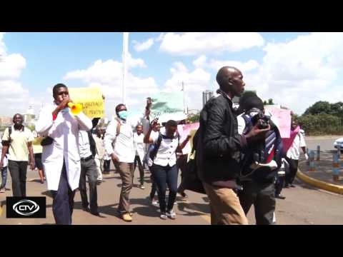 Gender Commission urges govt to resolve doctors' strike