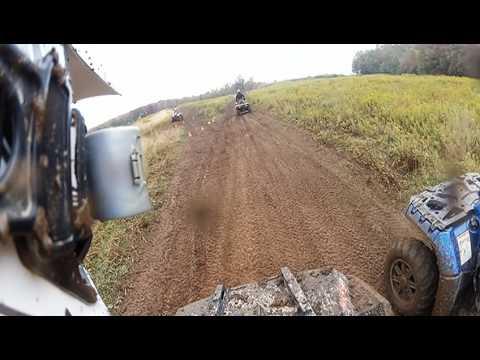 2013 Polaris Scrambler 850 ride 2
