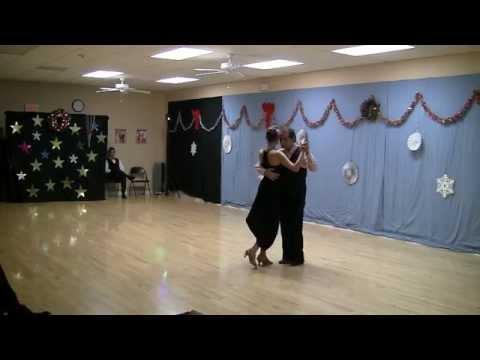 Argentine Tango dance at Blue Suede Ballroom Dance Studio in Memphis