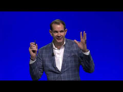 Video Thumbnail for: Mayo Clinic Transform 2019 - The Patient Will See You Now: Jim Hunter