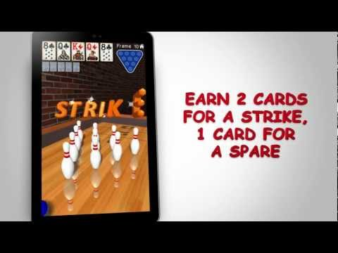 Video of 10 Pin Shuffle™ Bowling