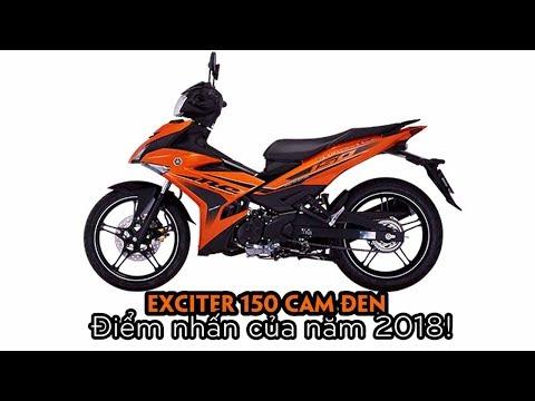 Exciter 150 RC 2018 Cam Đen Catalog ▶ Điểm nhấn xe côn tay Yamaha của năm! - Thời lượng: 1:08.