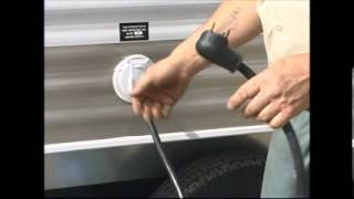 RV Electrical hook-up