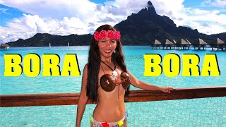 Bora Bora vacation in 4K (Ultra HD). Over water bungalow at the Le Meridien Bora Bora resort for eight days. See us swim with...
