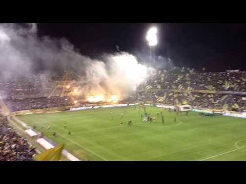 Video - Central tu hinchada te saluda! - Los Guerreros - Rosario Central - Argentina