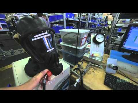 How It's Made: MSA SCBA