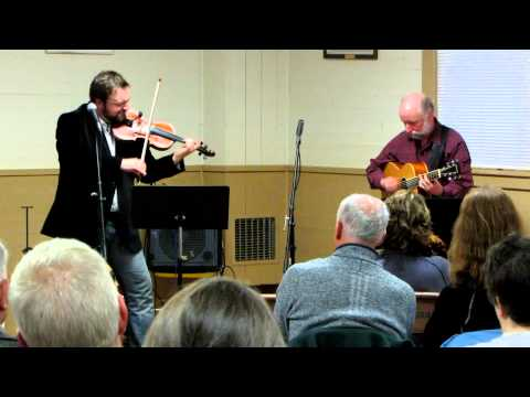Ryan McKasson & Dave Bartley - Scottish music in Skykomish