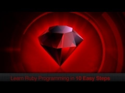 Ruby Programming for Beginners, Ruby Tutorial