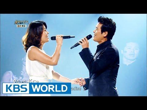 Nam Gyeongju & Choi Jeongwon (남경주 & 최정원) - Almost Paradise [Immortal Songs 2/2016.08.06]