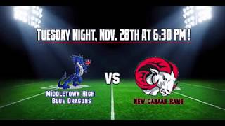Middletown High School Football Hype Video