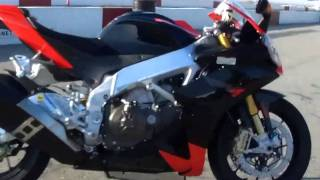4. 2010 Literbike Motorcycle Shootout: Aprilia RSV4 Factory vs. Ducati 1198S vs. KTM RC8R