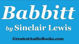 BABBITT by Sinclair Lewis P2 of 2