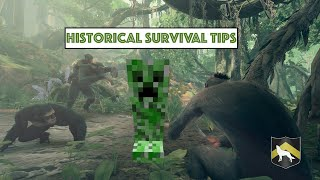 Video HISTORICAL SURVIVAL TIPS TO USE IN ANCESTORS: THE HUMANKIND ODYSSEY (ATHO) MP3, 3GP, MP4, WEBM, AVI, FLV September 2019
