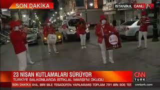 23 Nisan Ulusal Egemenlik Ve Çocuk Bayramı - Cnn Türk