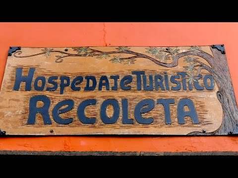 Video of Hospedaje Turistico Recoleta