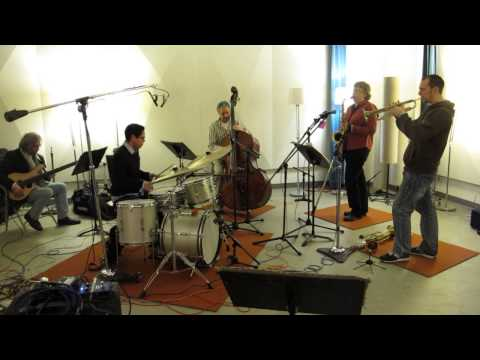 Sonarchy - Jackstraw Sonarchy Session w/ Cynthia Mullis (sax), Chad MCCullough (trumpet), Chris Symer (acoustic bass), Steve Kim (electric bass), Chris Icasiano (drums)...
