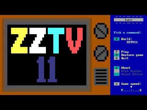 ZZT Previews - ZZTV 11