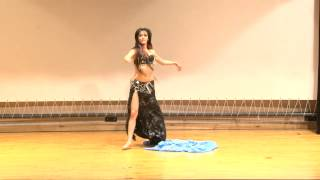 Global Belly Dance Competiton in Taiwan