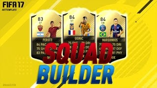 FIFA 17 Squad Builder - IS INFORM GIGNAC A HIDDEN BEAST?!? w/ IF Perotti, IF Gignac + IF Marquinhos! ► Follow me on Twitter! http://twitter.com/HuttonPlays ►...