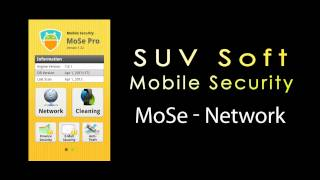 MoSe Pro (Mobile Security Pro) YouTube video