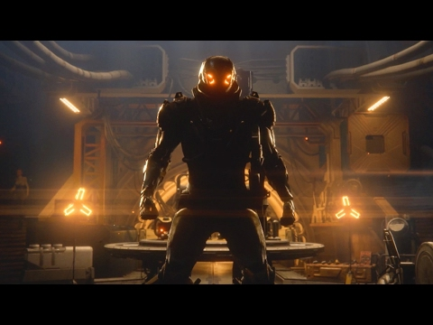 Bioware's Anthem Reveal Trailer - E3 2017