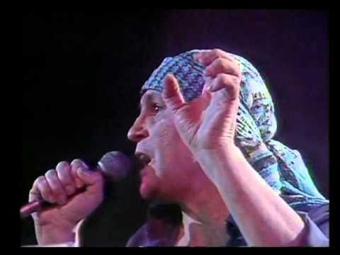 Leonardo Favio video La Zenaida - Gran Rex 1999