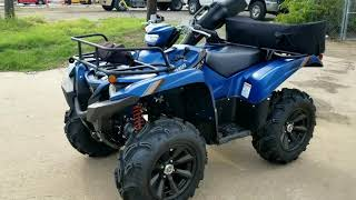 8. 2019 Yamaha Grizzly EPS SE