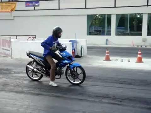 Honda Blade 110 Drag