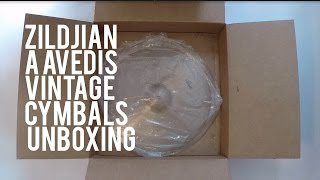 """Got our mits on a set of Zildjian A Avedis vintage cymbals, fresh from the factory! We took them out of the box and filmed it because that's what people do now. """"Take them out of the box already:"""" (0:39)16"""" A Avedis Hats (0:39)19"""" A Avedis Crash (1:15)21"""" A Avedis Ride (1:47)WIN THIS ACTUAL SET: http://www.thedrummersjournal.com/competitionsSound demo: https://www.youtube.com/watch?v=VZkC_tNIhKAThe Drummer's Journal can also be found at:Insta: https://instagram.com/drummersjournalFB: https://www.facebook.com/thedrummersjournalTwitter: https://www.twitter.com/drummersjournalWeb: https://www.thedrummersjournal.com"""