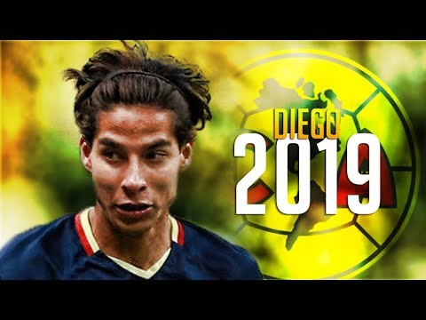 Diego Lainez - The Mexican Messi || 2018/2019