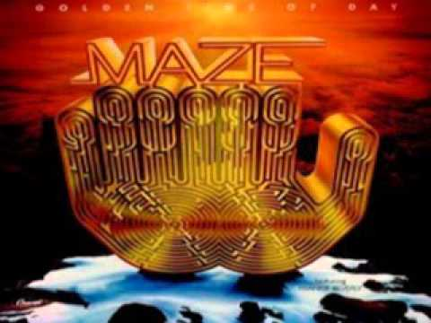 Video Maze featuring Frankie Beverly ~ Golden Time Of Day