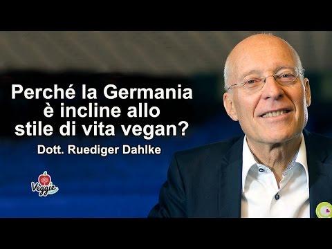 perché la germani è incline allo stile di vita vegan?