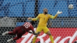 US, Portugal Draw 2-2 in World Cup Match