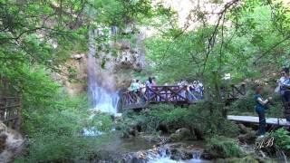 vodopad Veliki buk (Lisine)Beljanica Srbija