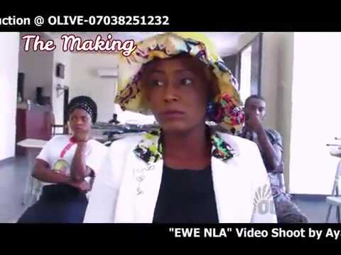 "The Making: ""EWE NLA"" by Ayanfe Jesu"