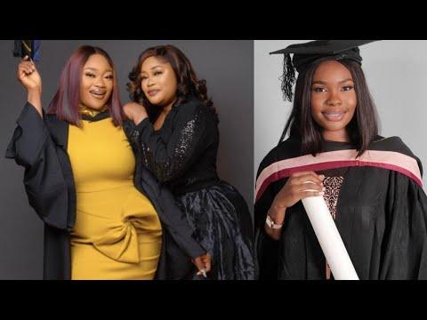 Sikiratu Sindodo and Kanayo O Kanayo's daughters graduate from Babcock University