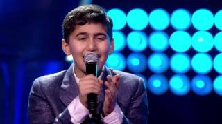 Arman - 'Marry you' | Blind Auditions | The Voice Kids | VTM