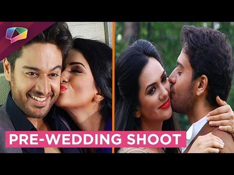 Gaurav Khanna and Akansha Chamola's romantic pre-w