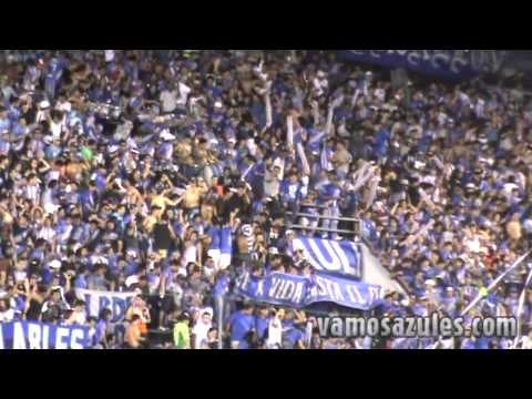 Video - Hoy hay que ganar millonario. Emelec - Olimpia 18/09/2012 - Boca del Pozo - Emelec - Ecuador