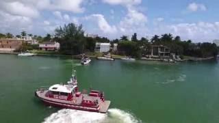 VIDEO: Operation Venetian Rescue II **EXERCISE** in Miami Beach