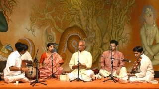 Yaksha 2011 - T.V. Sankaranarayanan - Carnatic Vocal