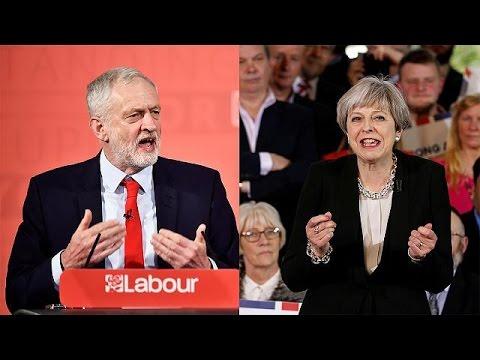 Άρχισε η προεκλογική εκστρατεία στη Μεγάλη Βρετανία