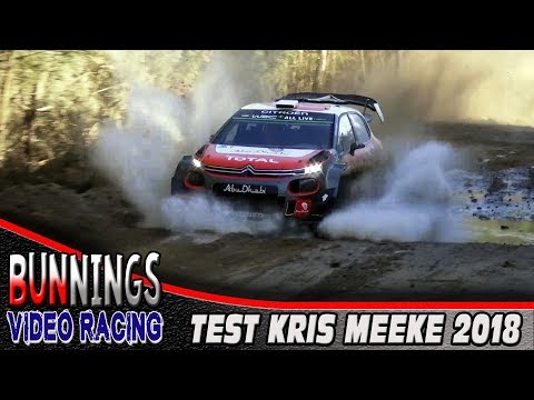 Test Kris Meeke - Portugal 2018 | @BunningsVideo