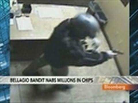 Las Vegas Casino Chip Heist May Total $2 Million: Video